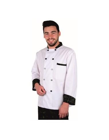 Casaca cocinero sushi