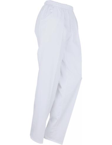 Pantalón con bolsillos microfibra