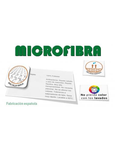 Casaca cerrada microfibra