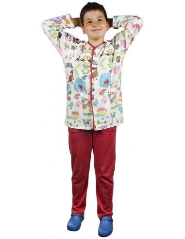 Pijama infantil Garabato