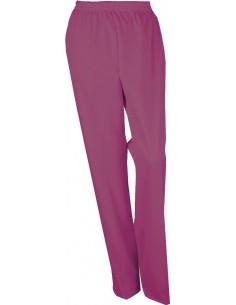 Pantalón sin bolsillos color
